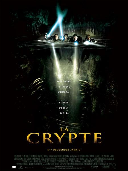 Cine974, La Crypte