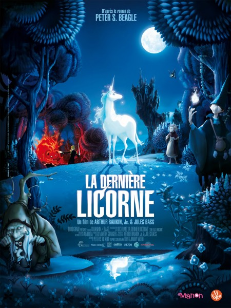 Cine974, La Dernière licorne