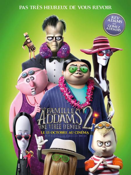 Cine974, La famille Addams 2