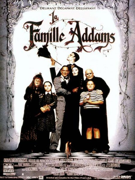 Cine974, La Famille Addams