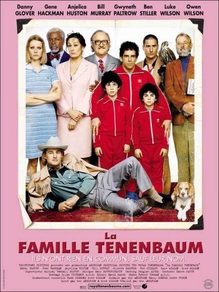 Cine974, La Famille Tenenbaum
