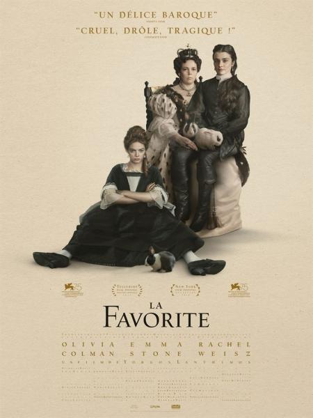 Cine974, La Favorite