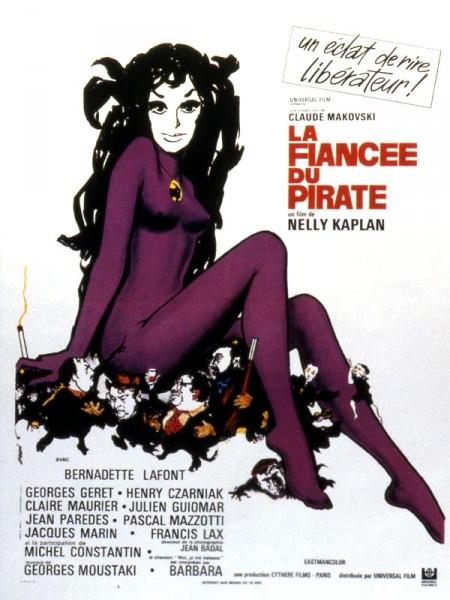 Cine974, La Fiancée du pirate