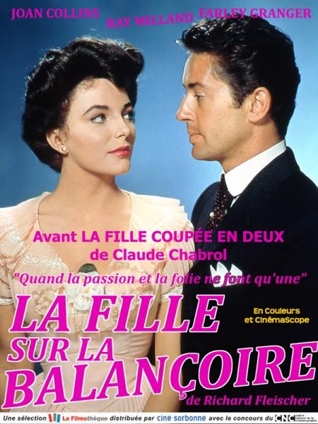 Cine974, La Fille sur la balançoire