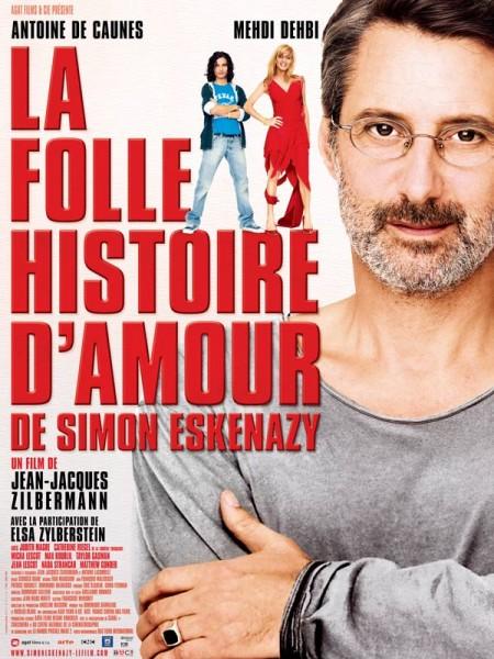Cine974, La Folle histoire d'amour de Simon Eskenazy