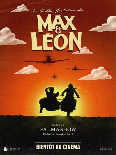 Cine974, La Folle Histoire de Max et Léon