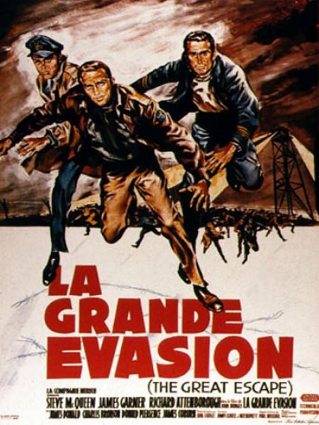 Cine974, La Grande évasion