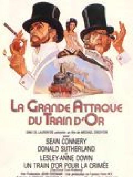 Cine974, La Grande attaque du train d'or