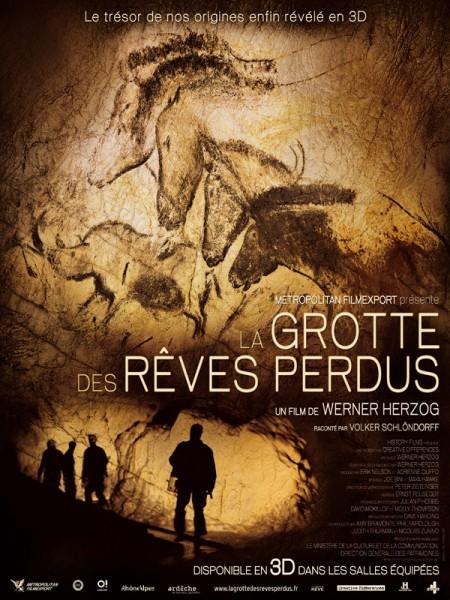 Cine974, La Grotte des rêves perdus