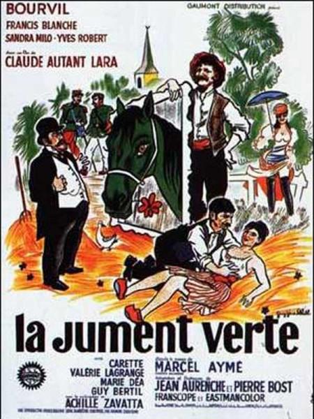 Cine974, La Jument verte