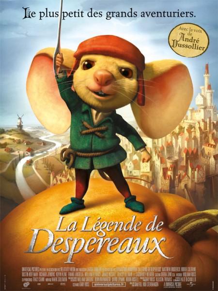 Cine974, La Légende de Despereaux