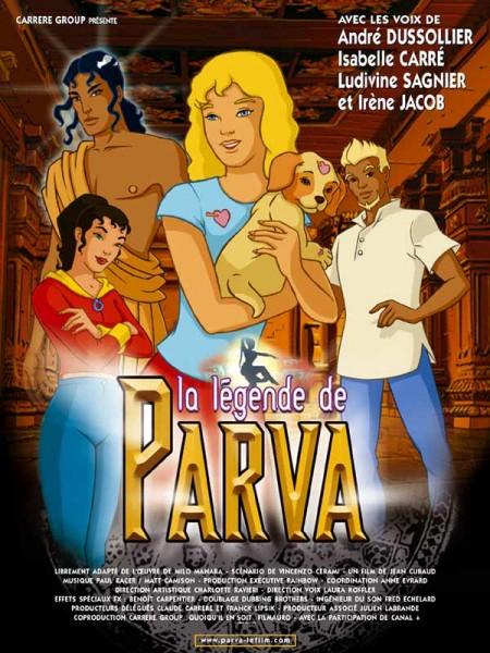 Cine974, La Légende de Parva