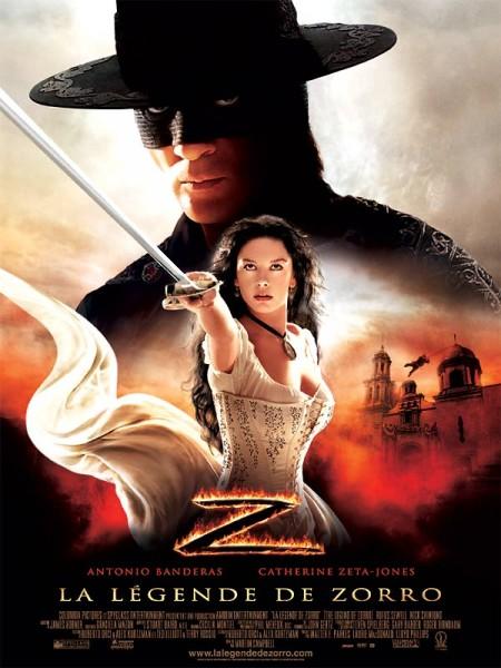 Cine974, La Légende de Zorro