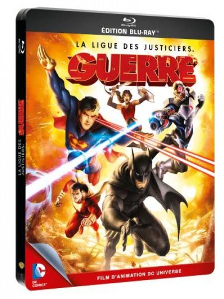 Cine974, La Ligue des justiciers : Guerre