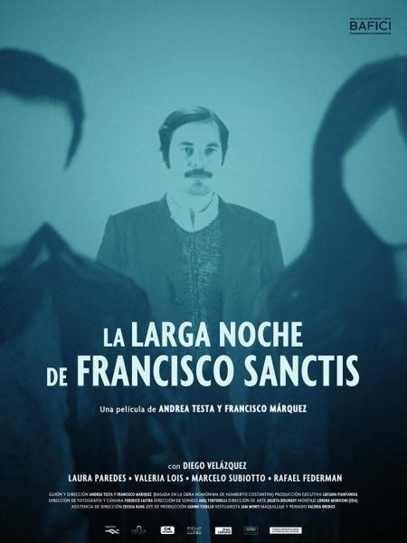 Cine974, La Longue nuit de Francisco Sanctis
