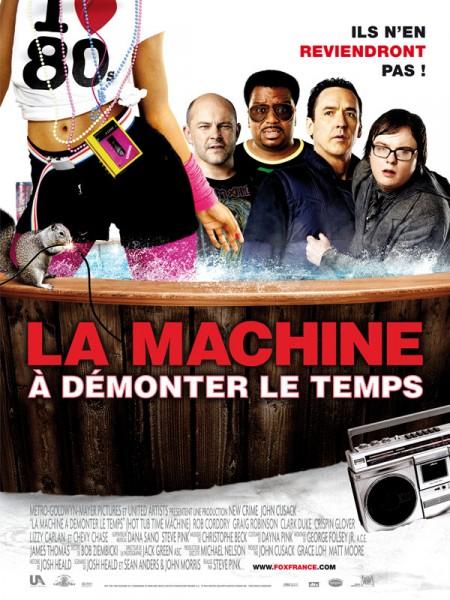 Cine974, La Machine à démonter le temps