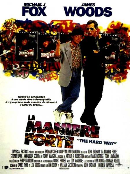 Cine974, La Manière forte
