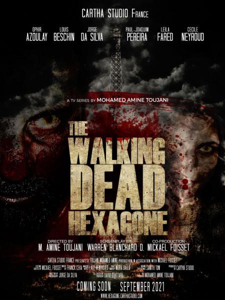 Cine974, La marche des morts : Hexagone
