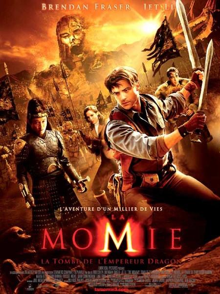 Cine974, La Momie : la Tombe de l'Empereur Dragon