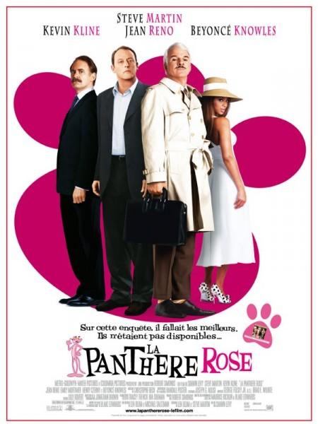 Cine974, La Panthère Rose