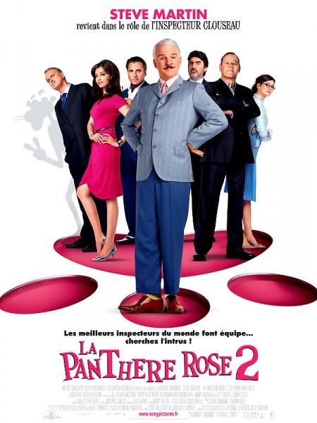 Cine974, La Panthère Rose 2
