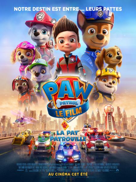 Cine974, La Pat' Patrouille Le film