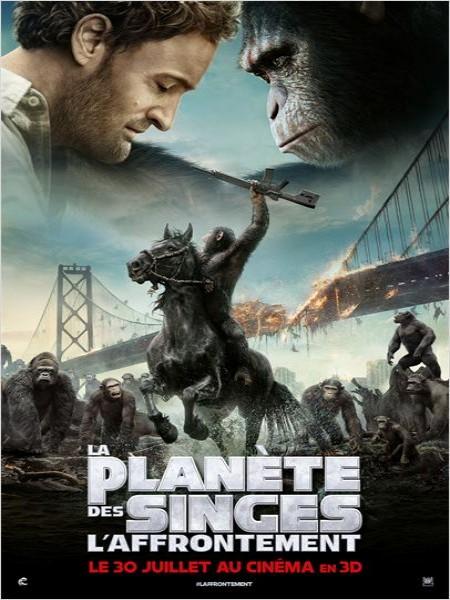Cine974, La Planète des singes : l'affrontement