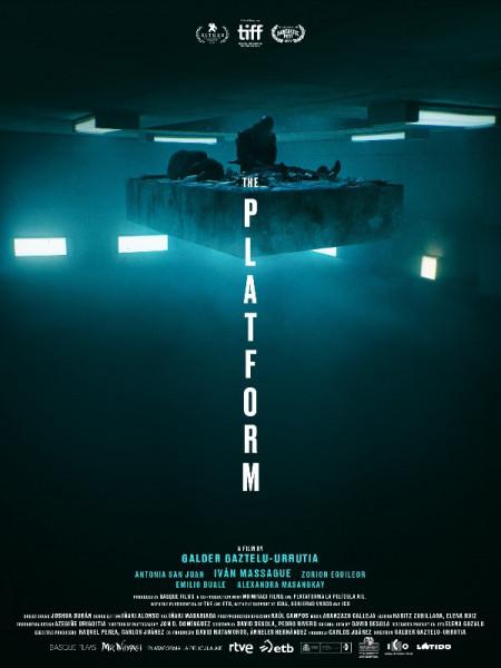 Cine974, La Plateforme