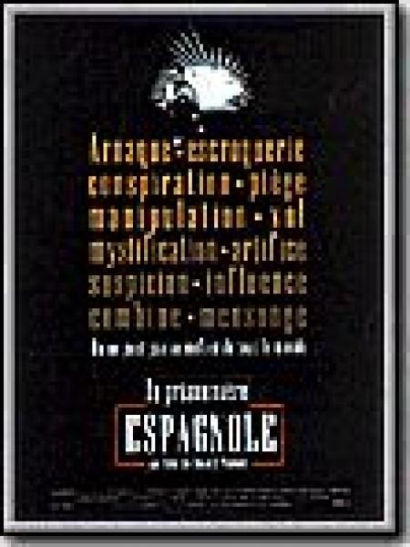 Cine974, La Prisonnière espagnole