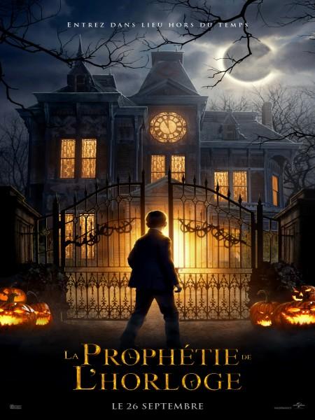 Cine974, La Prophétie de l'horloge