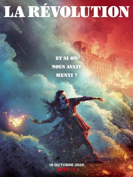 Cine974, La Révolution