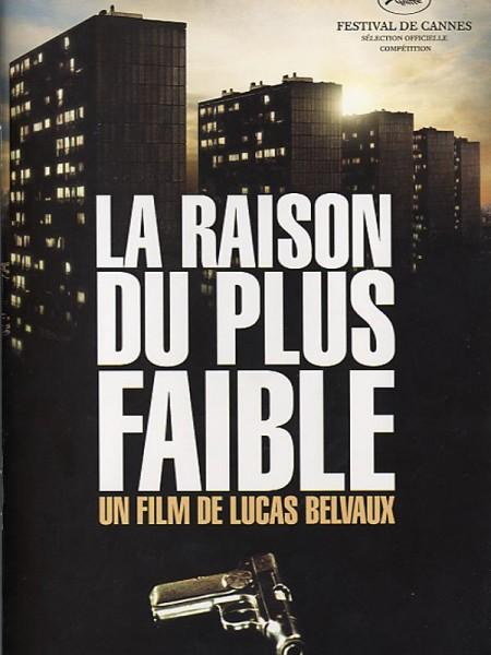 Cine974, La Raison du Plus Faible