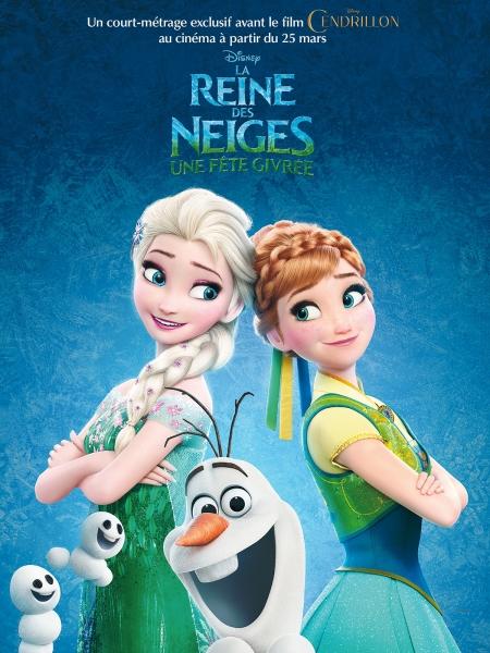 Cine974, La Reine Des Neiges - Une fête givrée