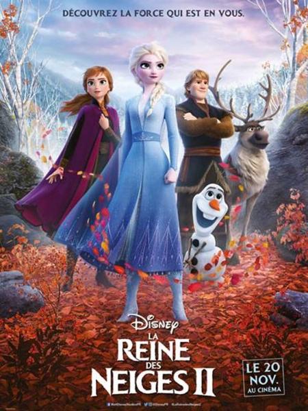 Cine974, La Reine des neiges 2