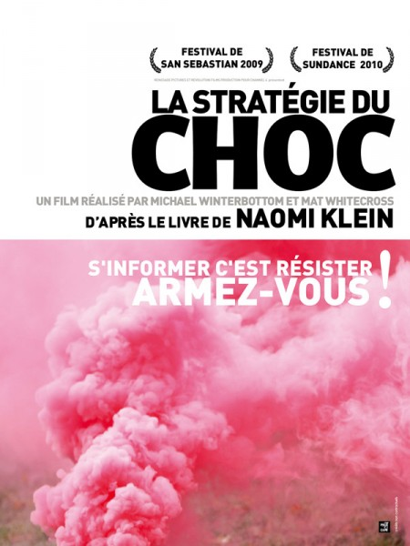 Cine974, La Stratégie du choc