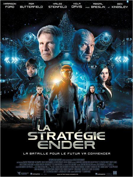 Cine974, La Stratégie Ender