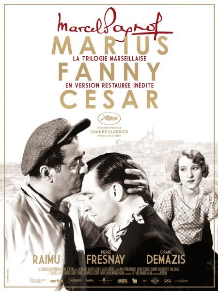 Cine974, La Trilogie Marseillaise de Marcel Pagnol : Marius