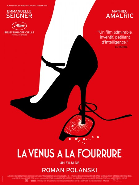 Cine974, La Vénus à la fourrure