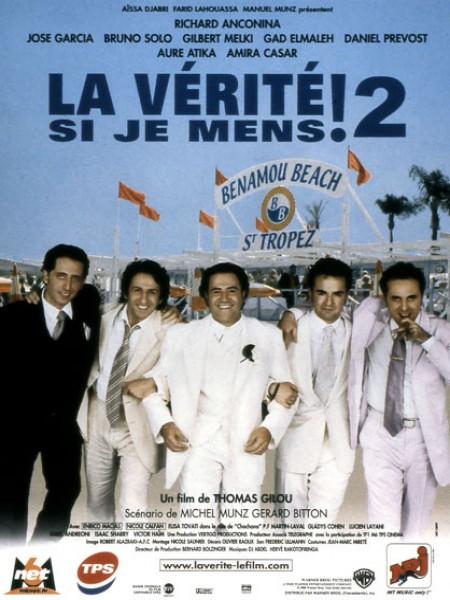Cine974, La Vérité si je mens ! 2