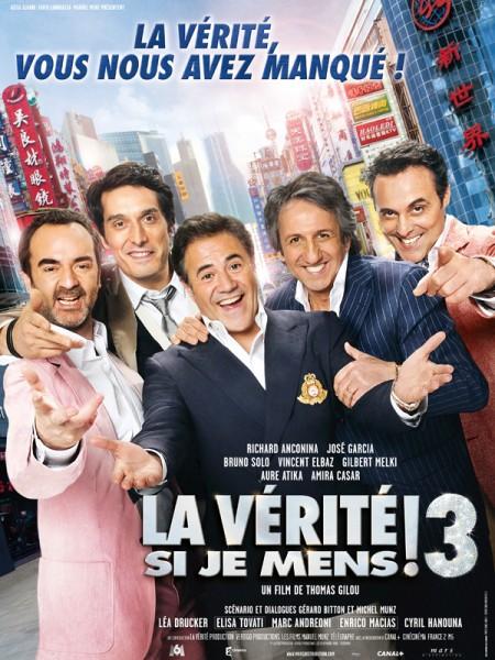 Cine974, La Vérité si je mens ! 3