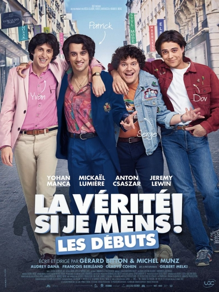 Cine974, La Vérité si je mens! Les débuts