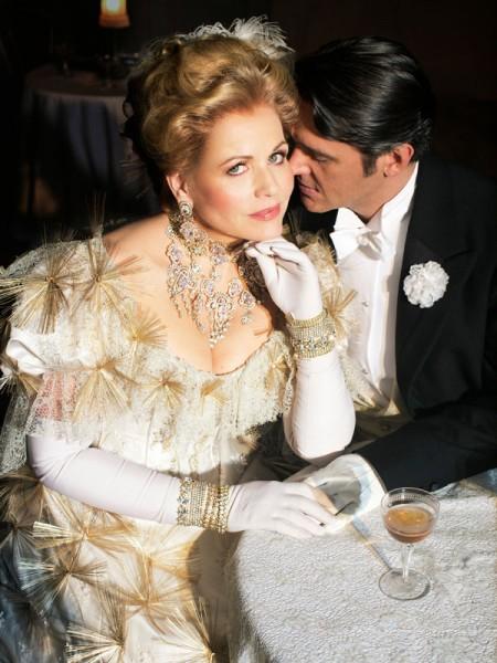 Cine974, La veuve joyeuse (Pathé Live)