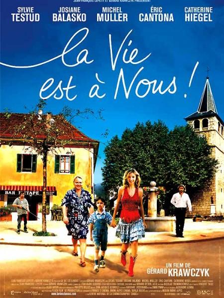 Cine974, La Vie est à Nous!