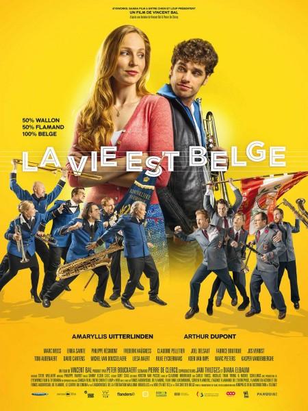 Cine974, La Vie est belge