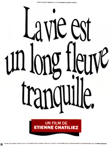 Cine974, La vie est un long fleuve tranquille