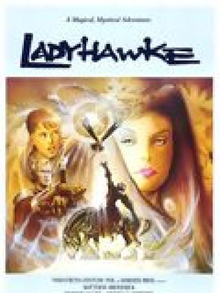 Cine974, Ladyhawke, la femme de la nuit