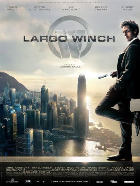Cine974, Largo Winch