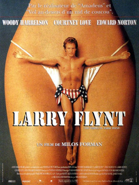 Cine974, Larry Flynt