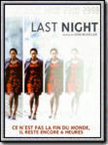 Cine974, Last Night