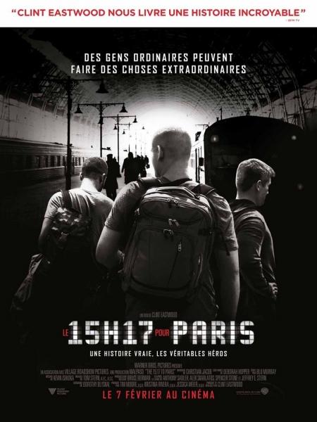 Cine974, Le 15:17 pour Paris